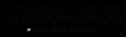 آل عمران 3 ،104